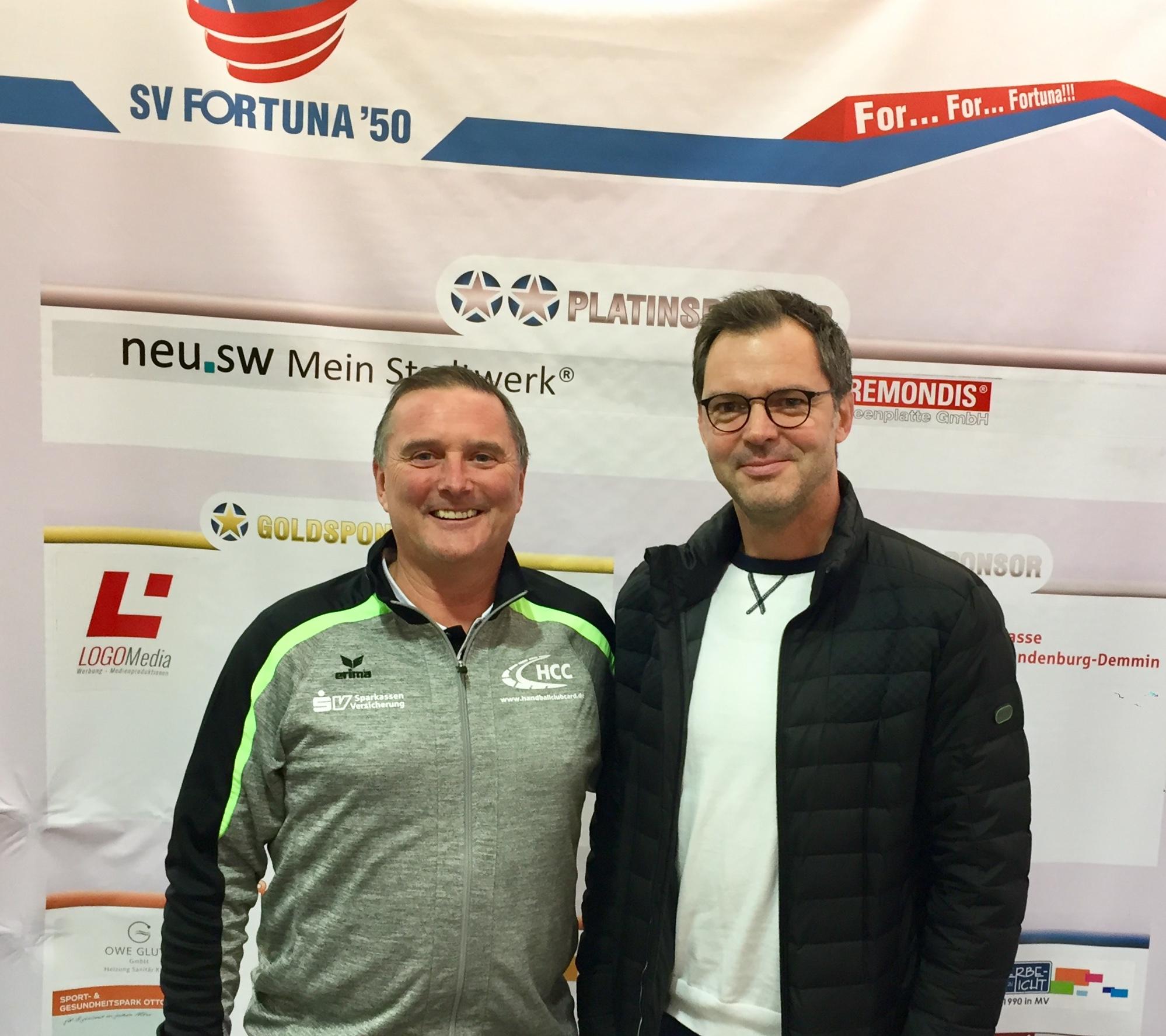 Startseite - SV Fortuna ´50 Neubrandenburg