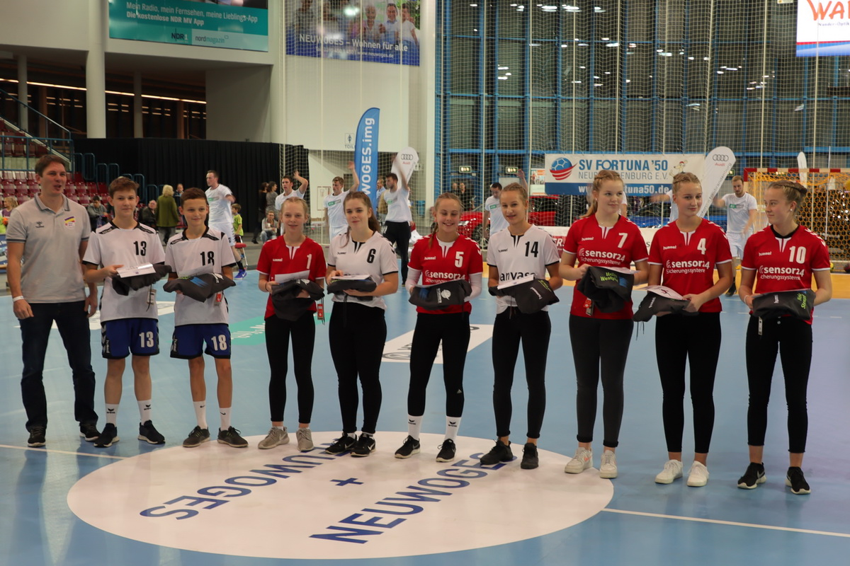 Handball - SV Fortuna ´50 Neubrandenburg